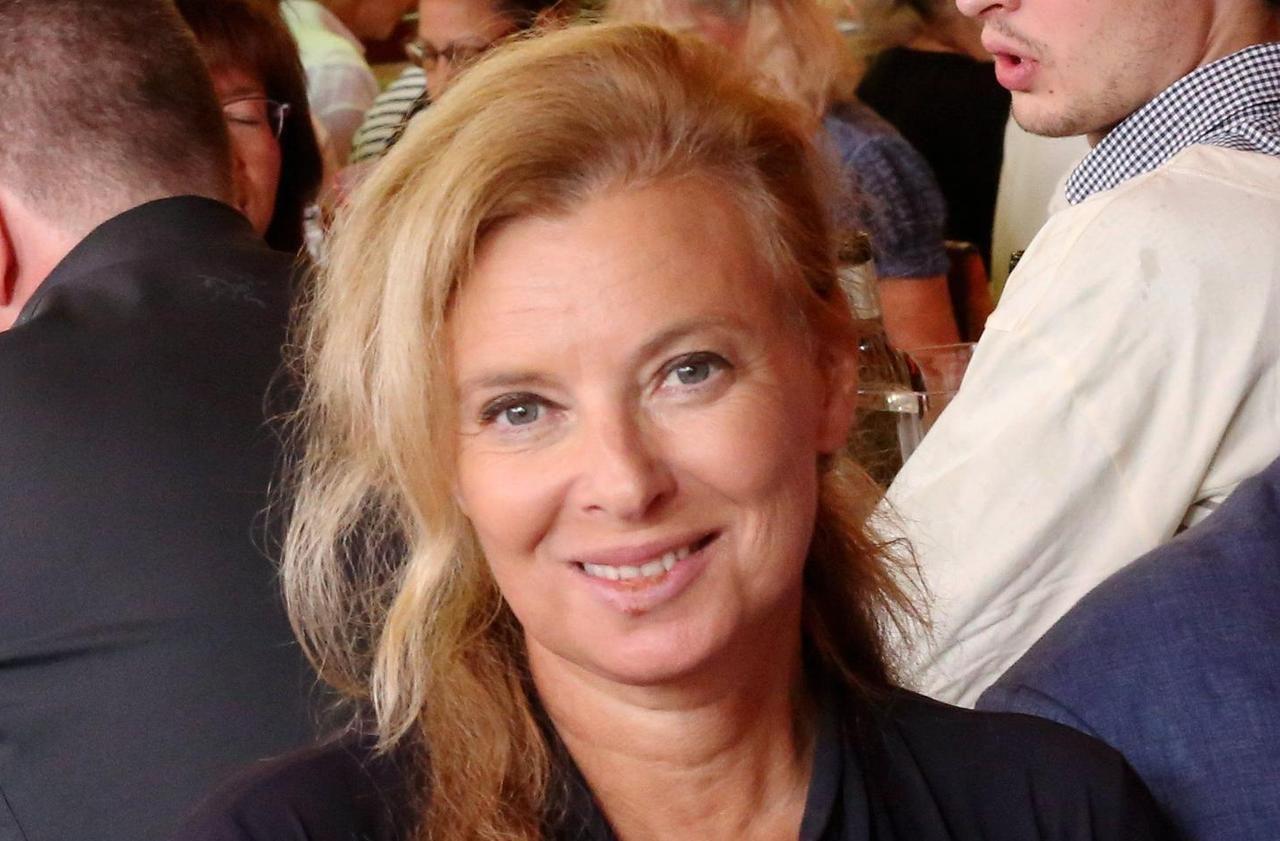Valérie Trierweiler «remerciée» de Paris Match
