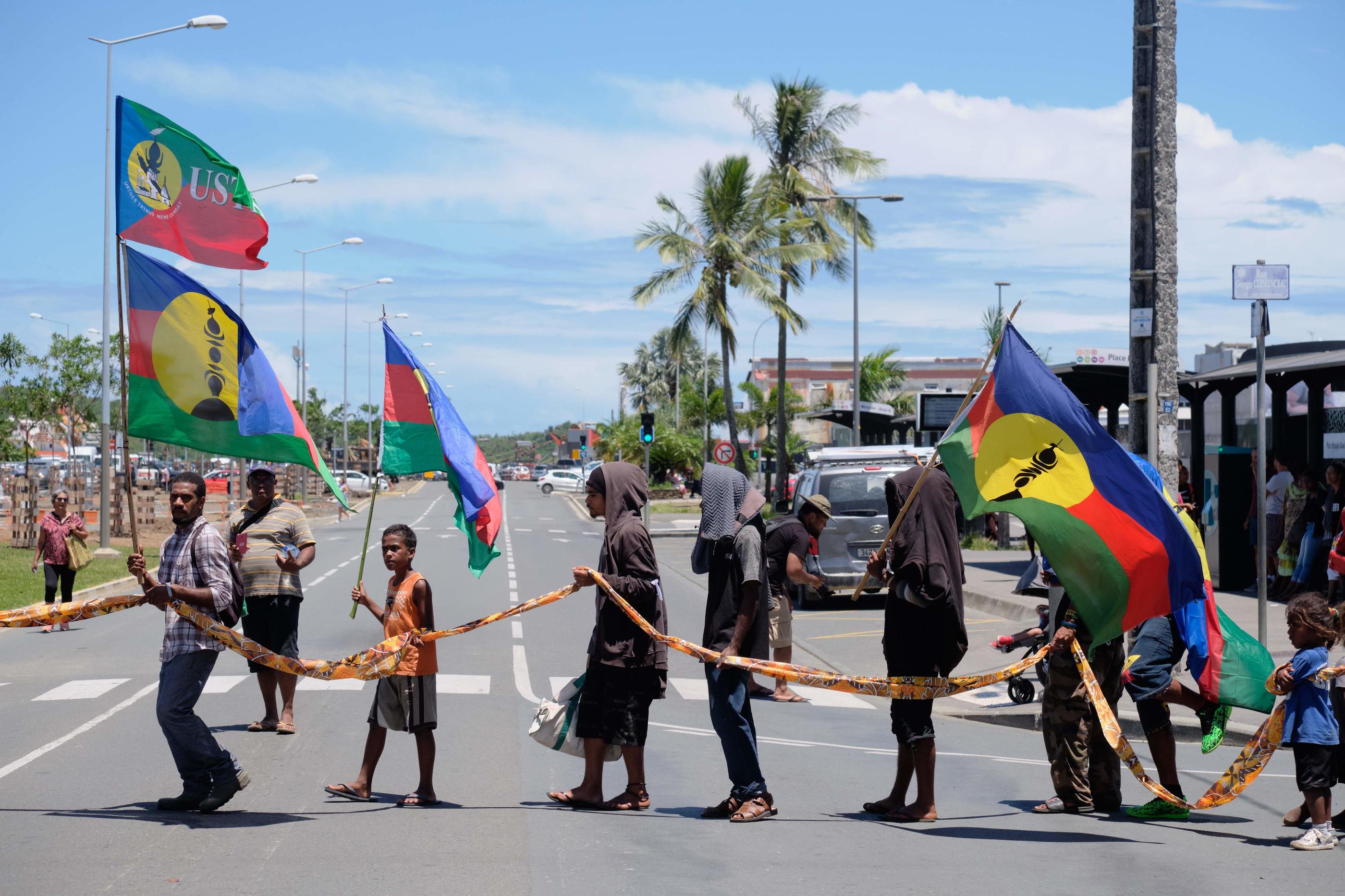 Nouvelle-Calédonie : les indépendantistes remportent la majorité au gouvernement