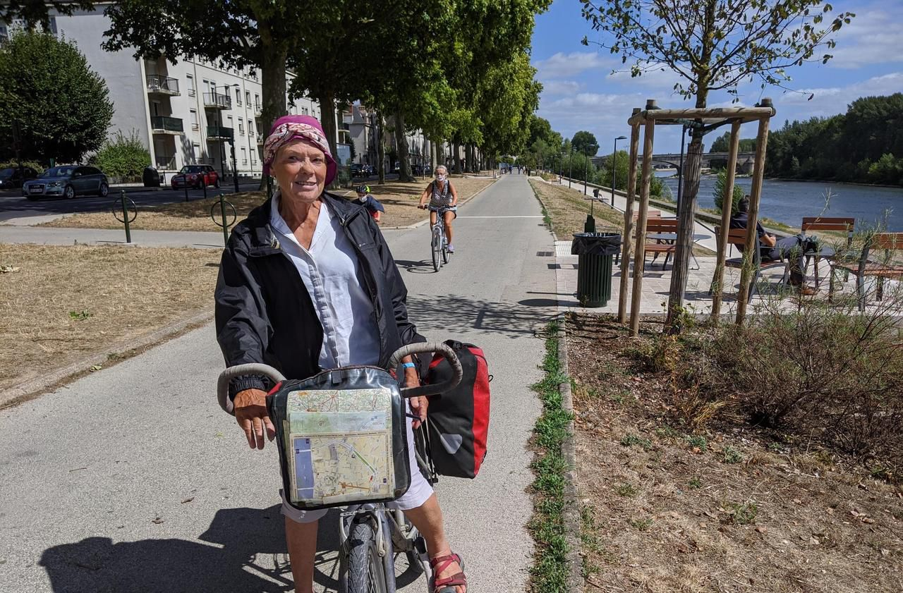 La Loire à vélo, gros succès touristique de l'été