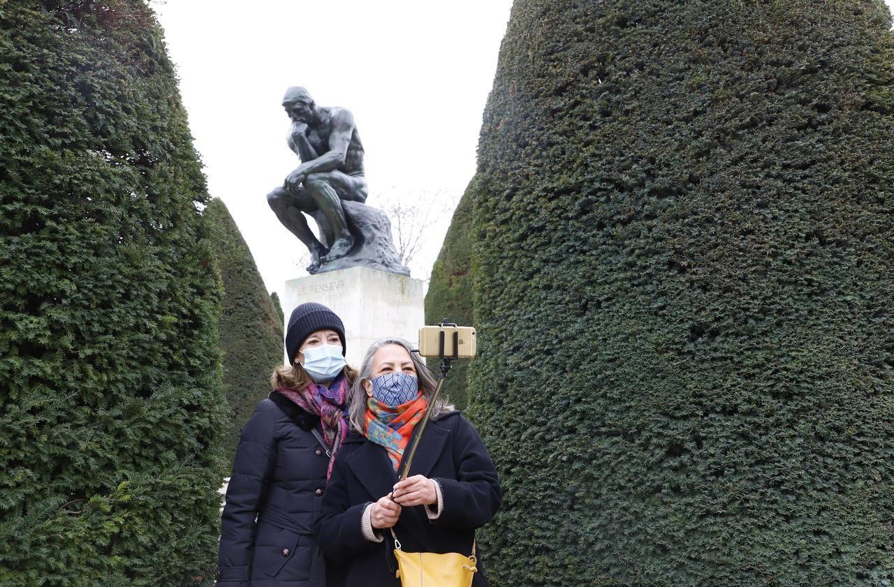 Au musée Rodin, les visites sont ouvertes... dans les jardins