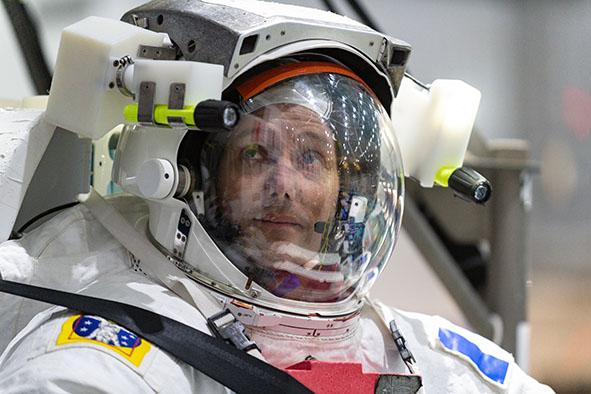 Thomas Pesquet à nouveau en route vers l'ISS : «La vie est plus simple dans l'espace»