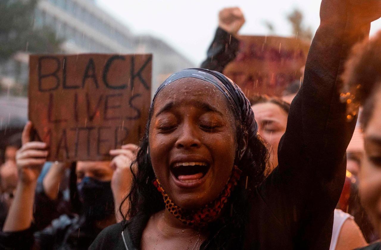 Un policier suspendu après la mort d'un homme Noir — Colombus