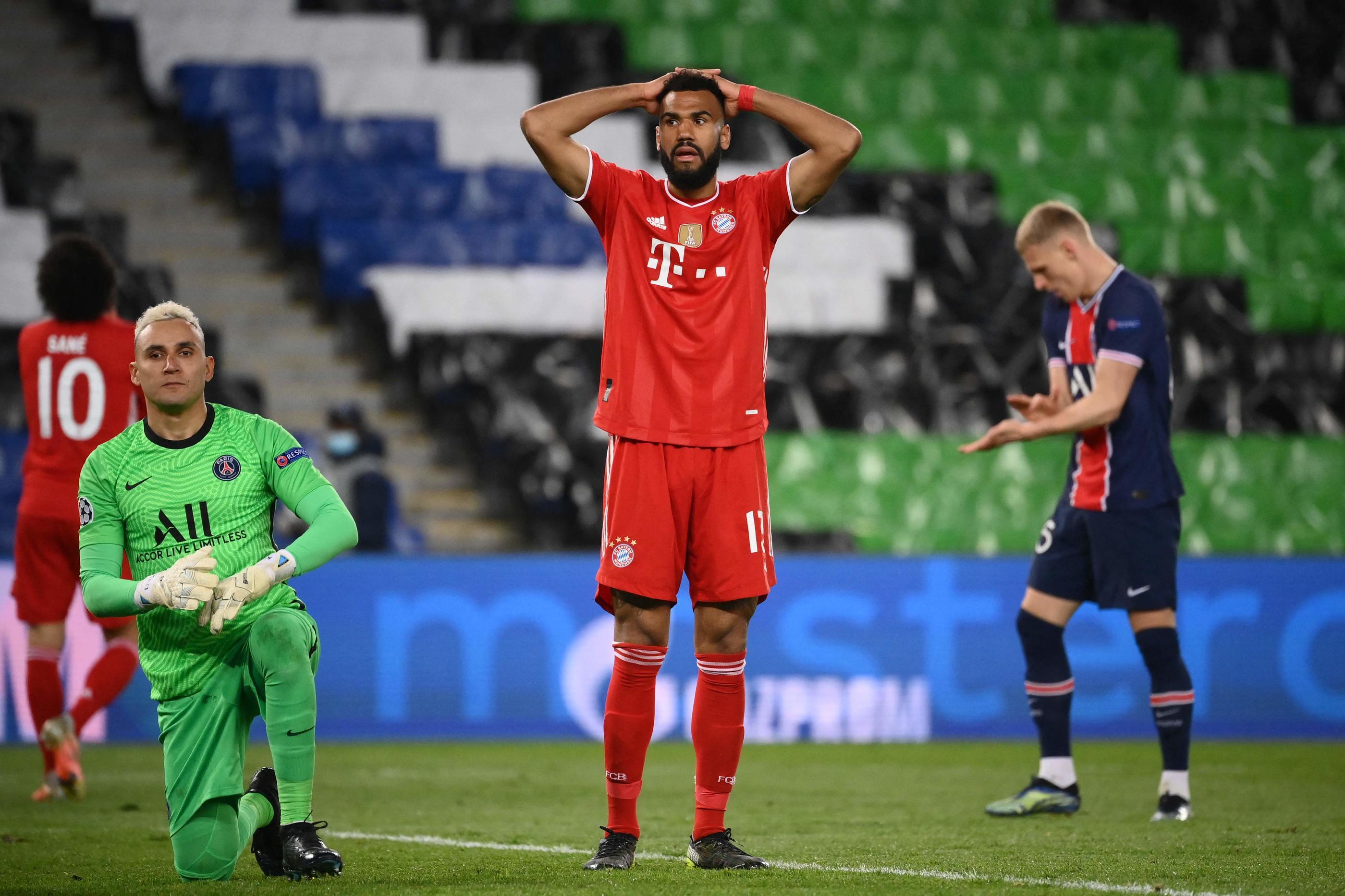 PSG – Bayern : le gentil message de Choupo-Moting à ses anciens coéquipiers