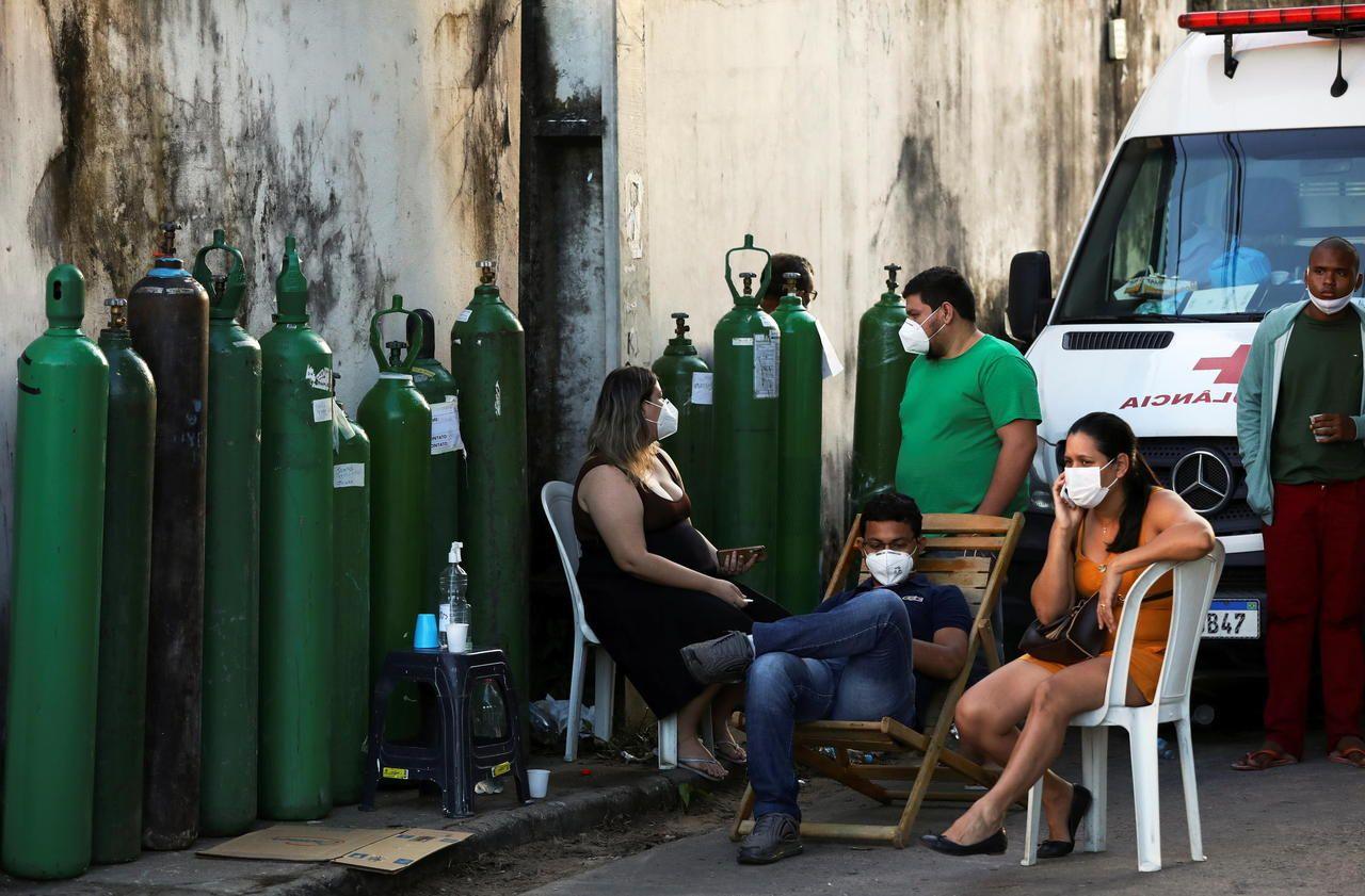 Avec le Covid-19, les craintes d'une pénurie d'oxygène dans le monde