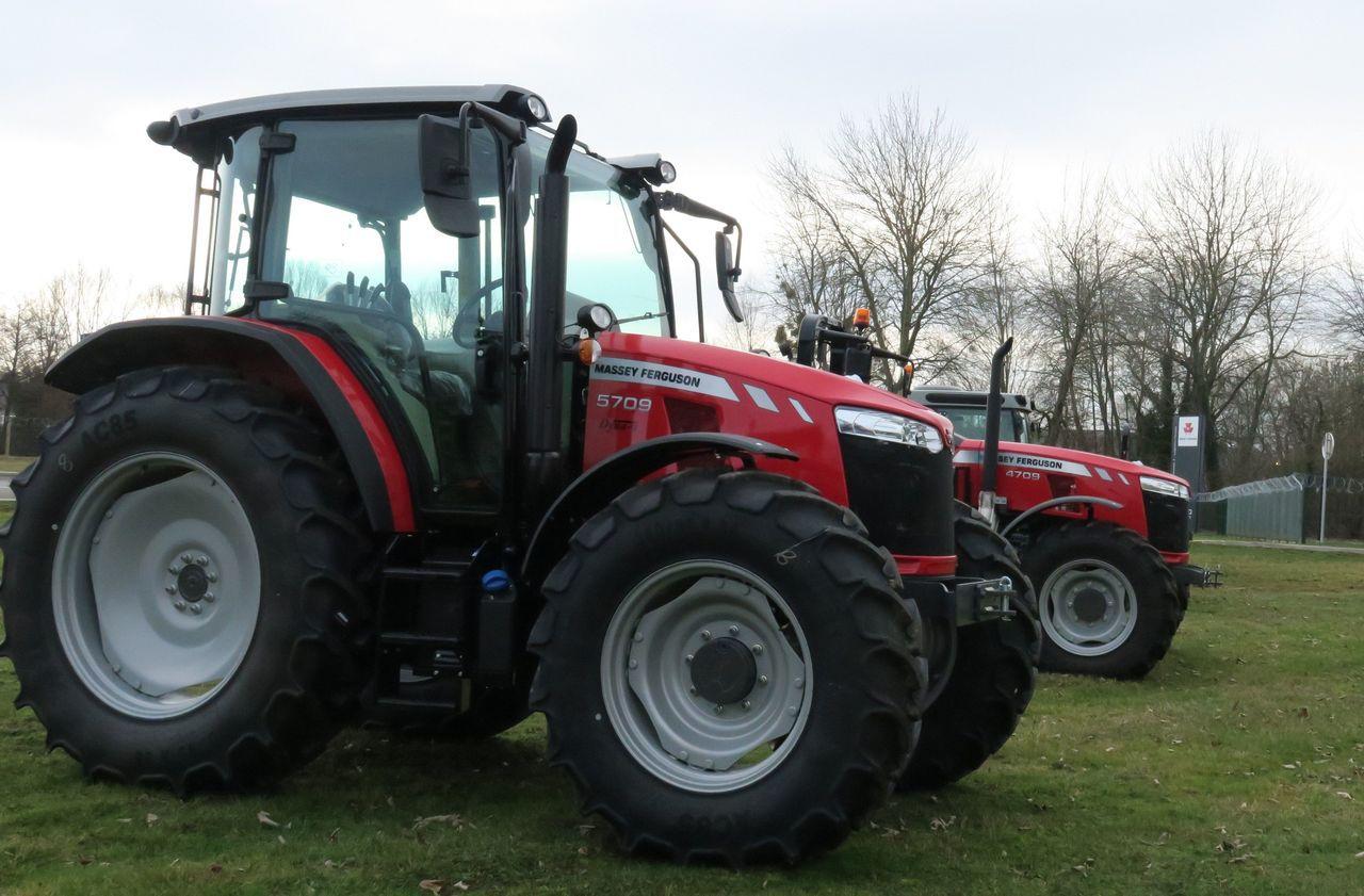 Drôme: une équipe de voleurs de tracteurs démantelée...