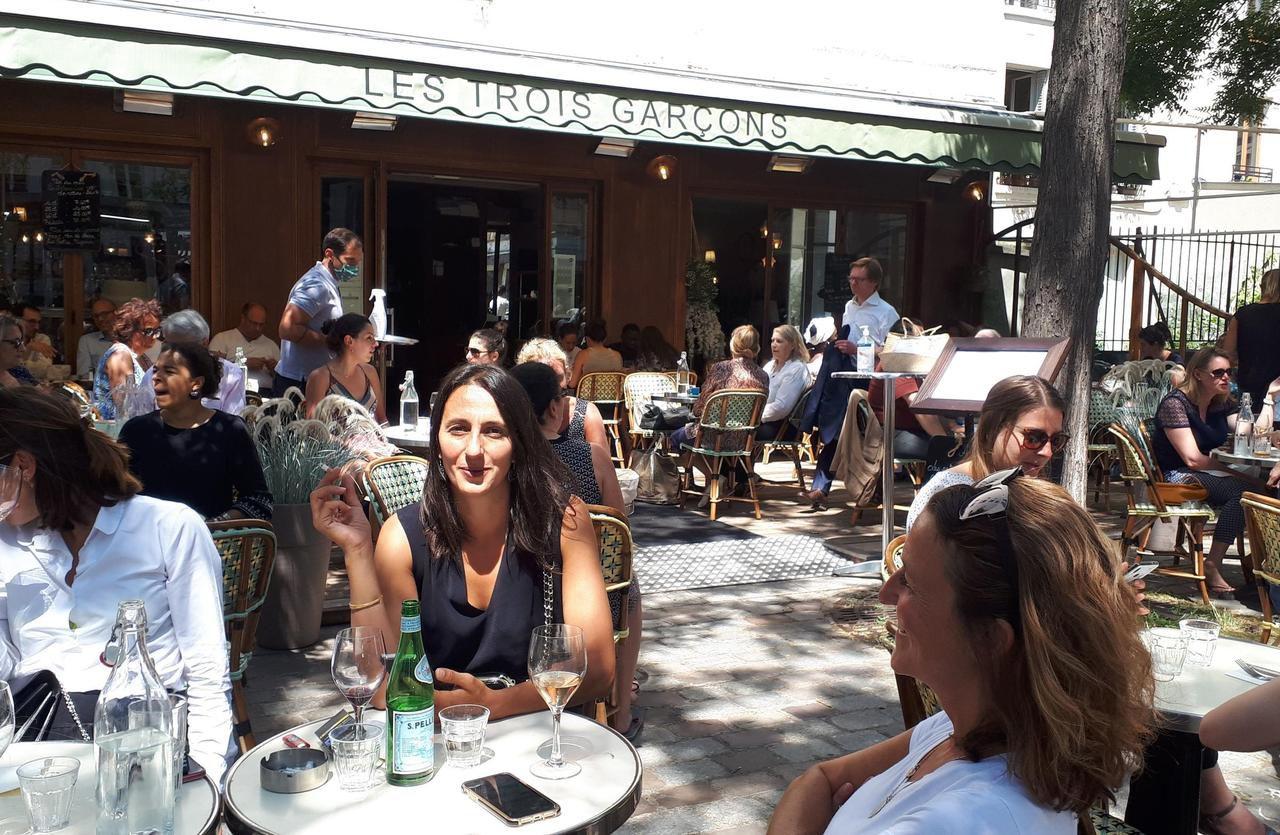 Réouvertures des terrasses à Paris : « c'est bon de se retrouver ! »