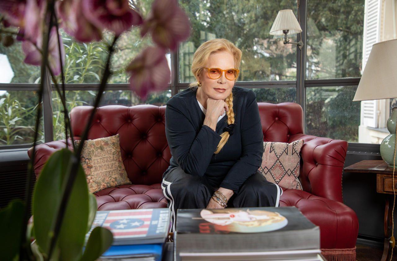 Sylvie Vartan : «Un 50e album pour mes 60 ans de carrière»