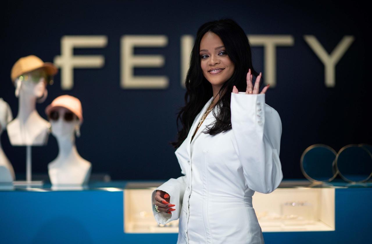 LVMH «suspend» l'activité prêt-à-porter de la marque de Rihanna - Le Parisien