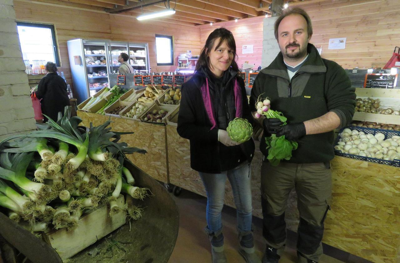 Essonne : les fruits et légumes achetés à la ferme ont du succès