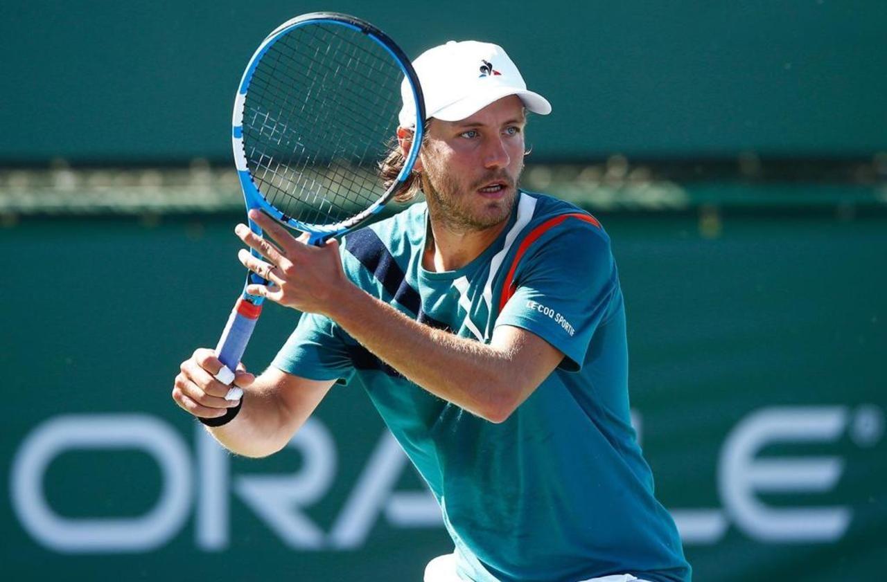 Tennis : «Je vois enfin le bout du tunnel», savoure Lucas Pouille