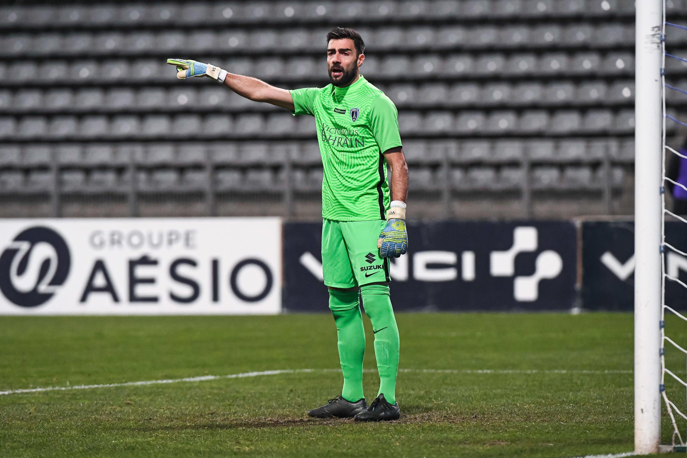 Ligue 2 : « La dernière journée va être incroyable à vivre », assure le gardien du Paris FC