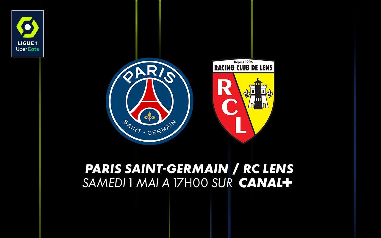Diffusion PSG – Lens : Bon plan CANAL+ pour regarder le match