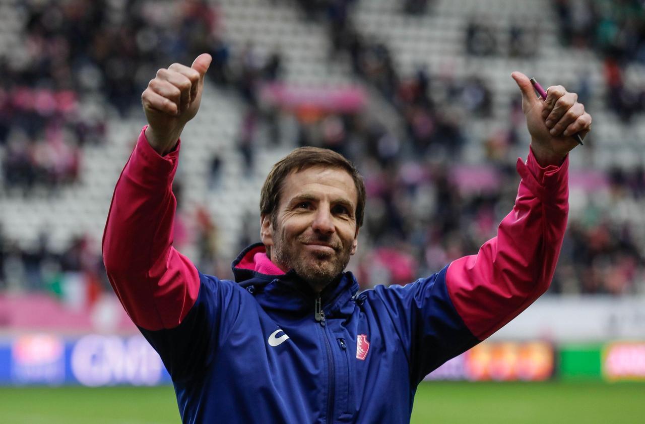 Rugby : Gonzalo Quesada de retour à la tête du Stade Français