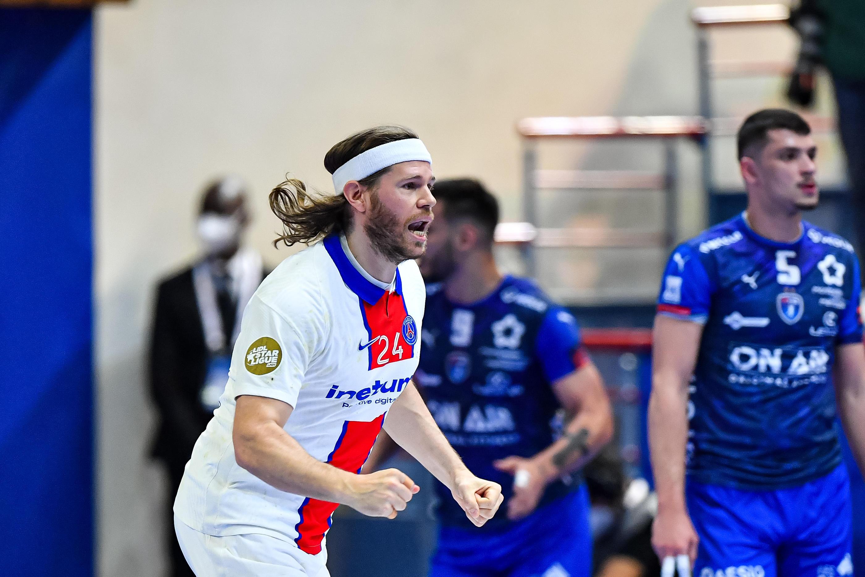 Handball : le PSG remporte la Coupe de France face à Montpellier (30-26)
