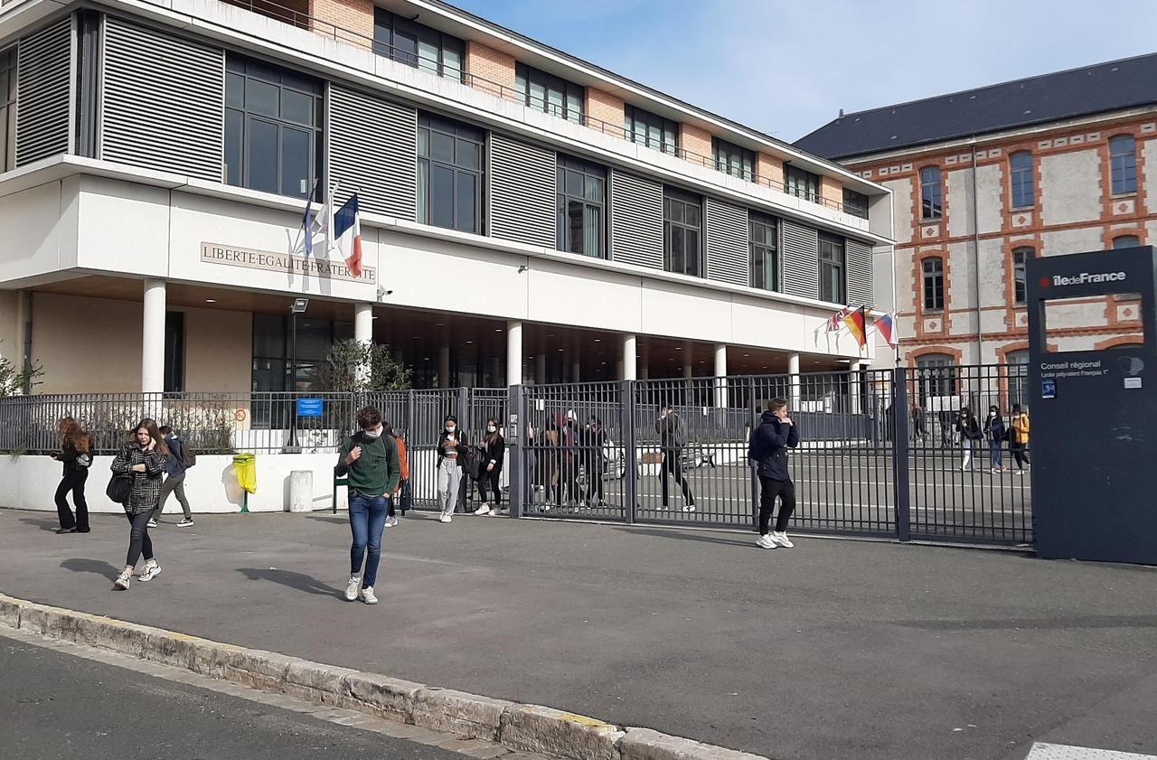 Fontainebleau : pourquoi les lycéens de François-Ier ont cours même pendant les vacances