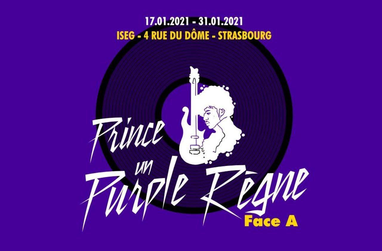 Deux passionnés alsaciens consacrent une exposition virtuelle au chanteur Prince