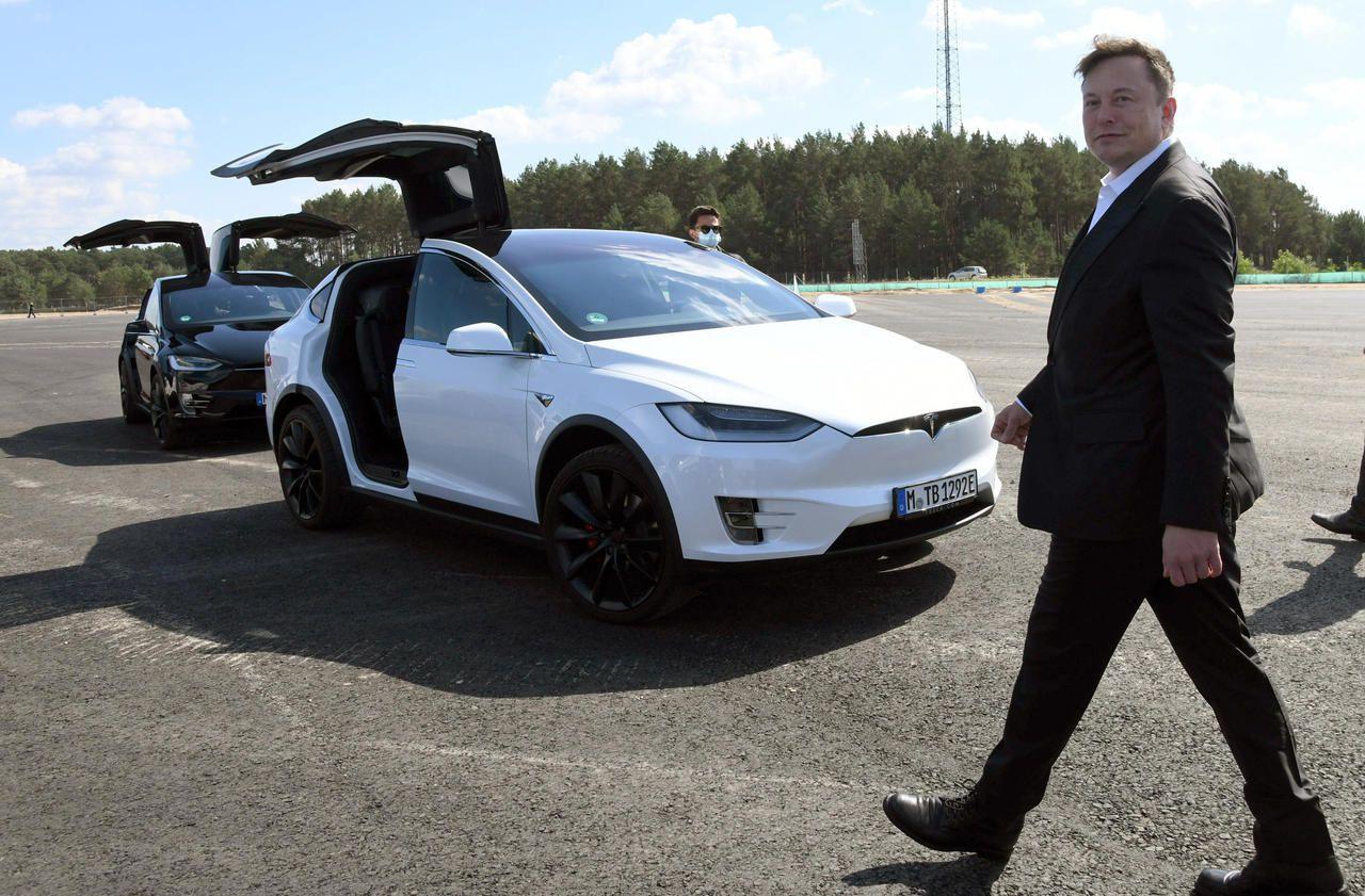 Voitures électriques : une nouvelle batterie «révolutionnaire» pour Tesla ?