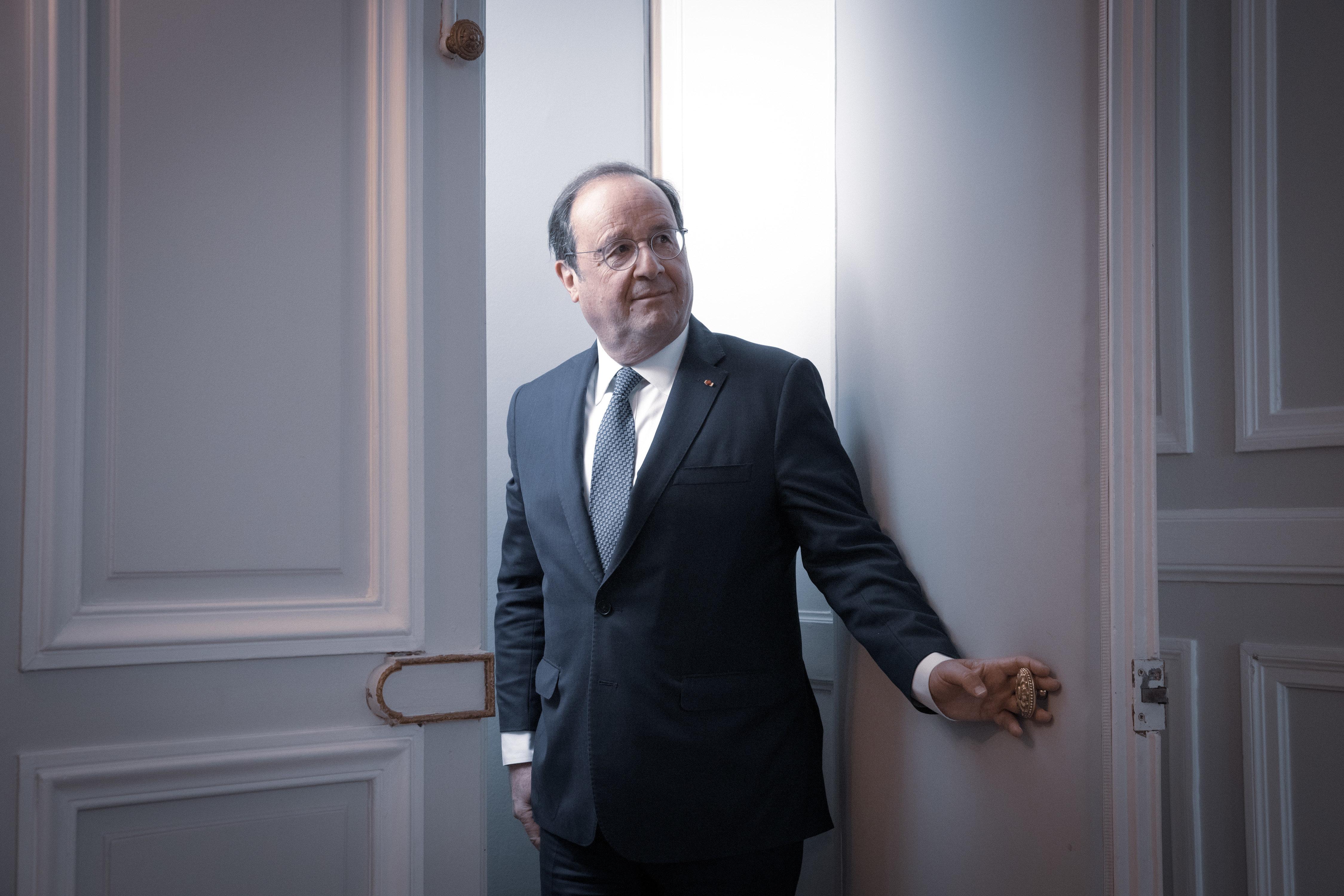 François Hollande, 40 ans après la victoire de Mitterrand : «Le cycle ouvert en 1981 n'est pas refermé»
