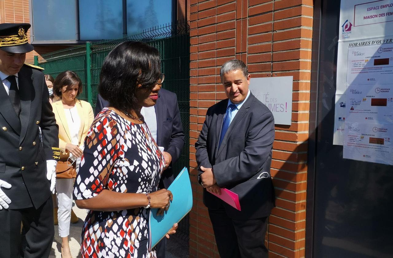 La nouvelle ministre chargée de l'Egalité choisit Cergy pour son premier déplacement