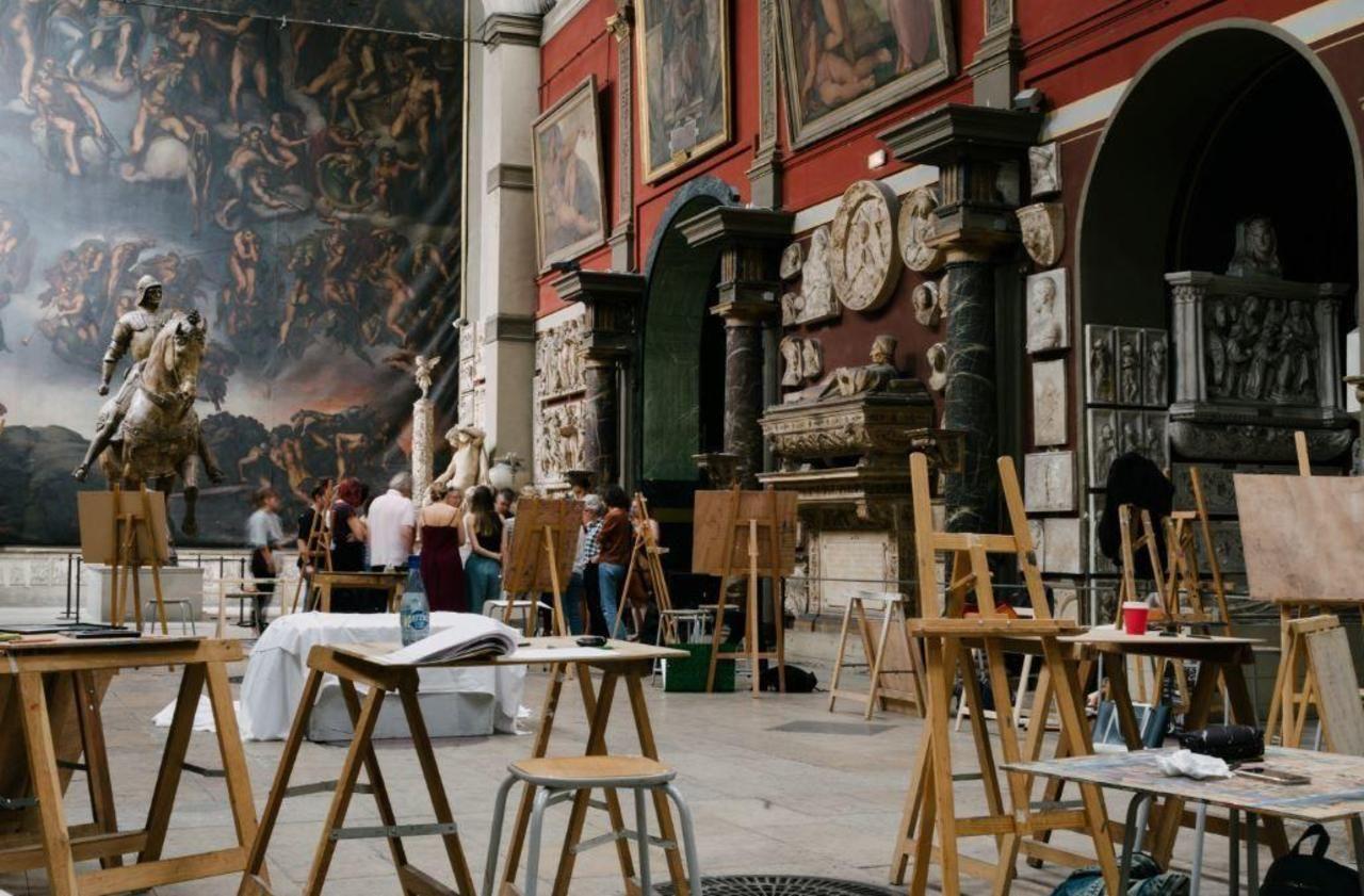L'école des Beaux-Arts de Paris ouvre une académie pour les amateurs