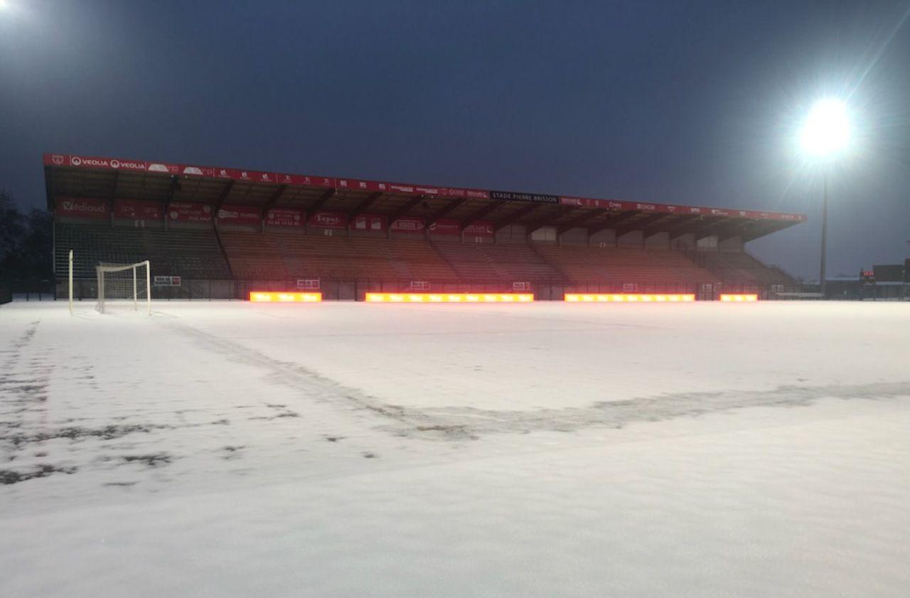 Ligue 2 : Chambly - Niort reporté
