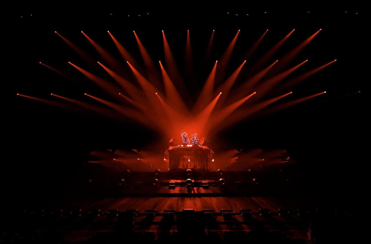 David Guetta, Bob Sinclar... Fun Radio Live Stream Experience dans l'œil du Parisien