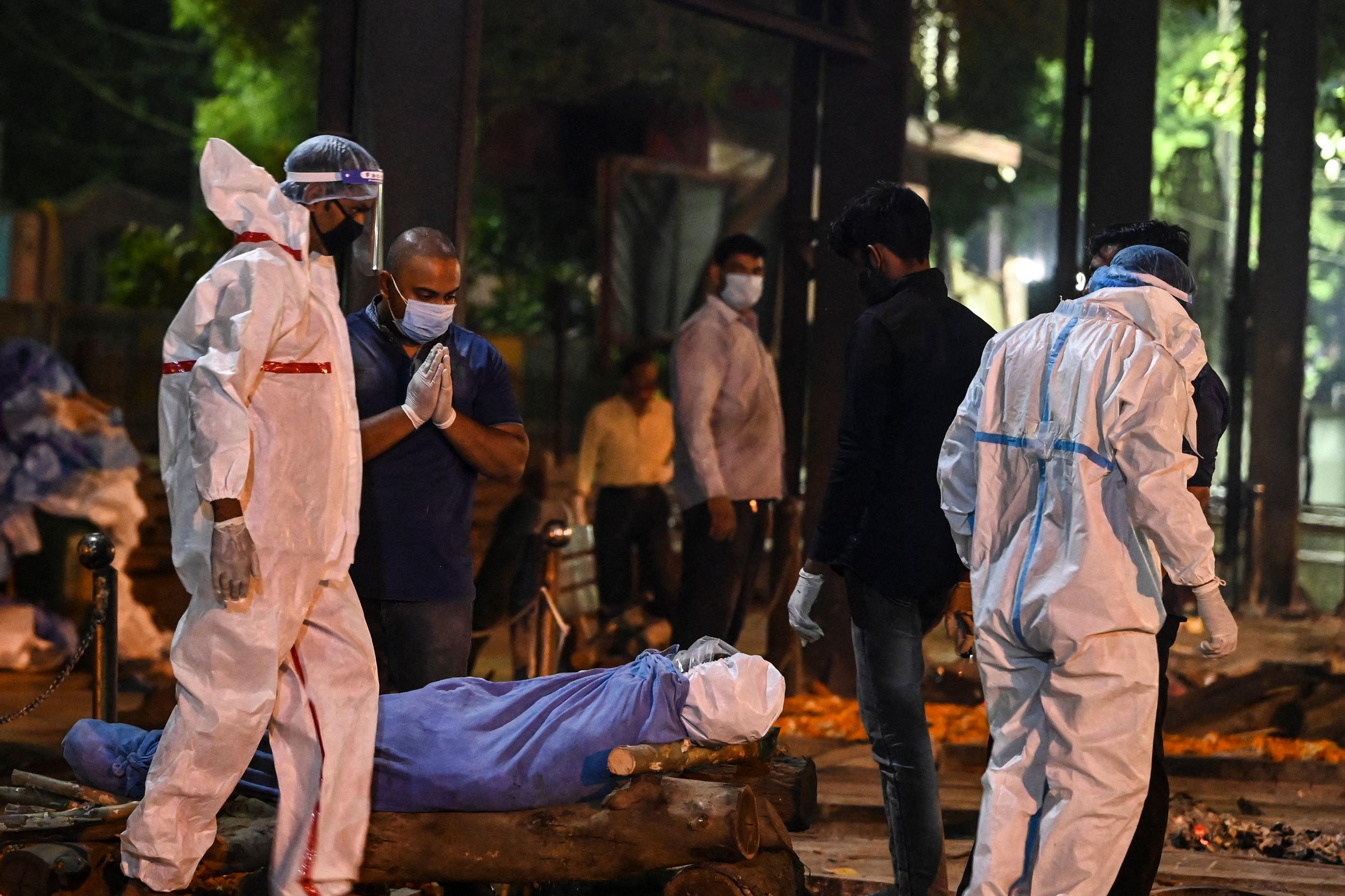 DIRECT. Covid-19 : record mondial de nouveaux cas en Inde qui fait face à une double mutation du virus
