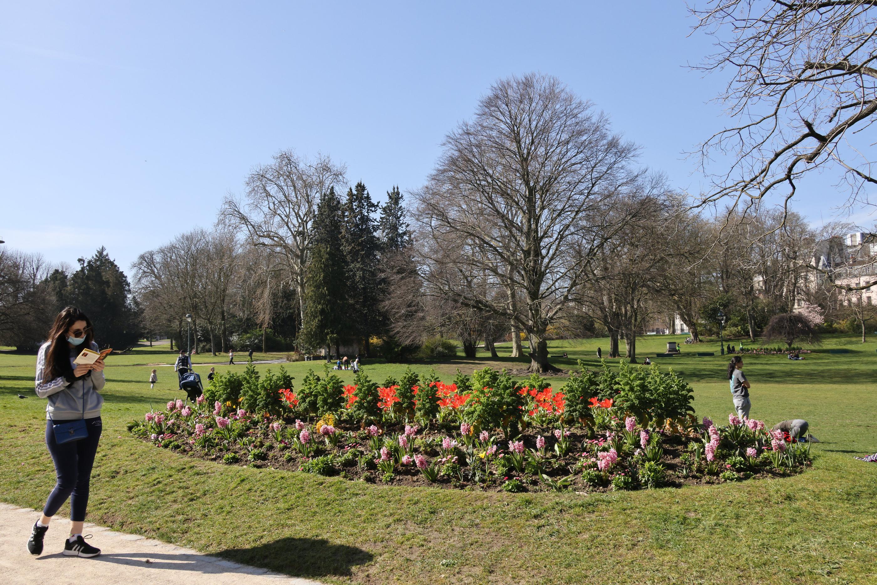 Le parc Montsouris, une parenthèse enchantée au sud de Paris