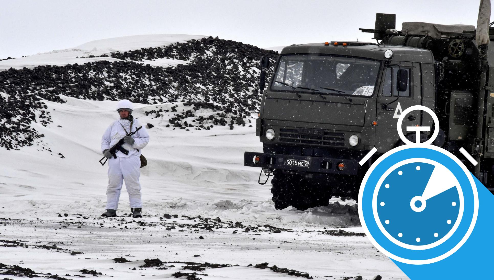 Tensions en Arctique : cinq minutes pour comprendre les enjeux dans la région