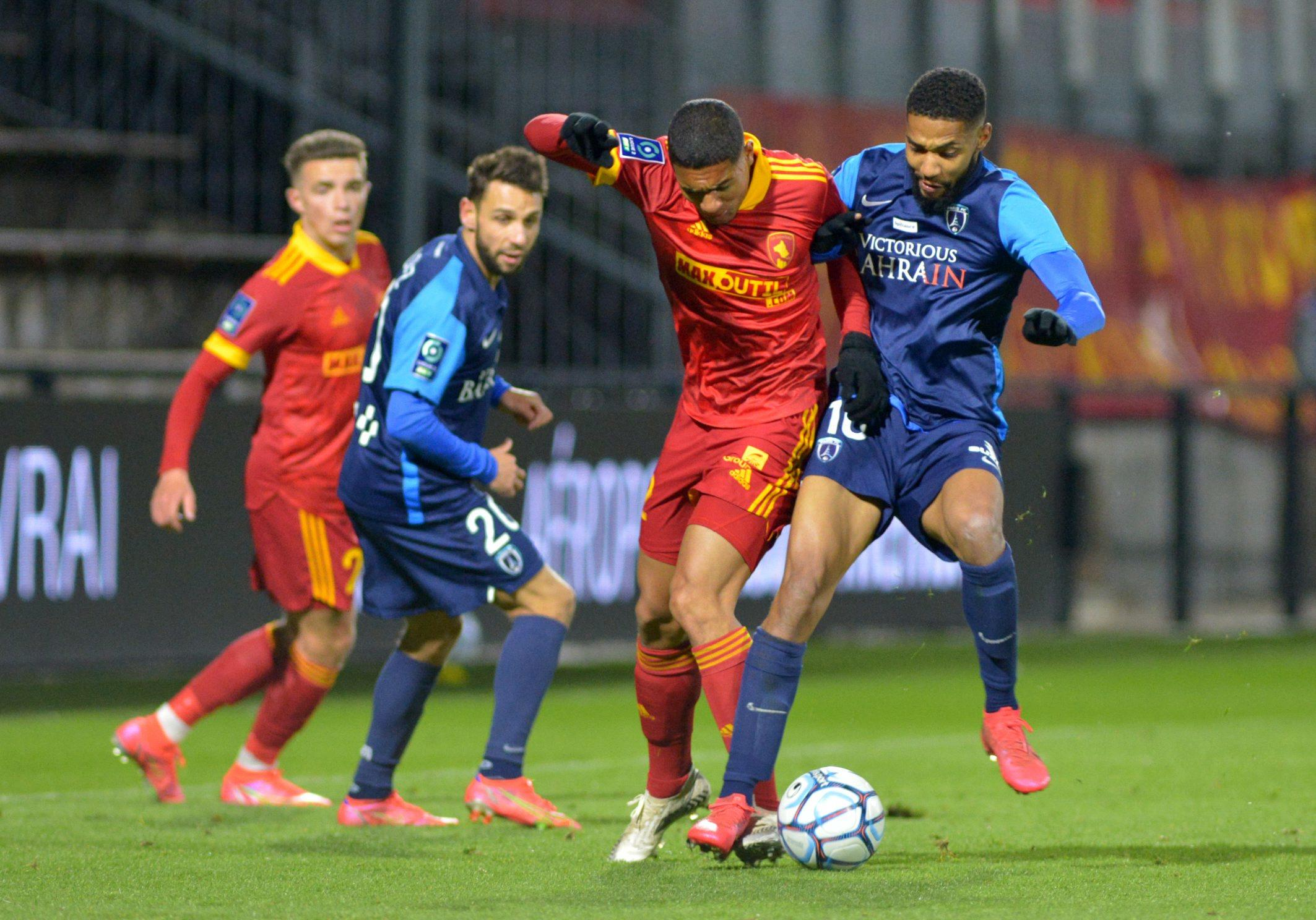 Ligue 2: « Ce sont deux points de perdus », regrette René Girard, l'entraîneur du Paris FC