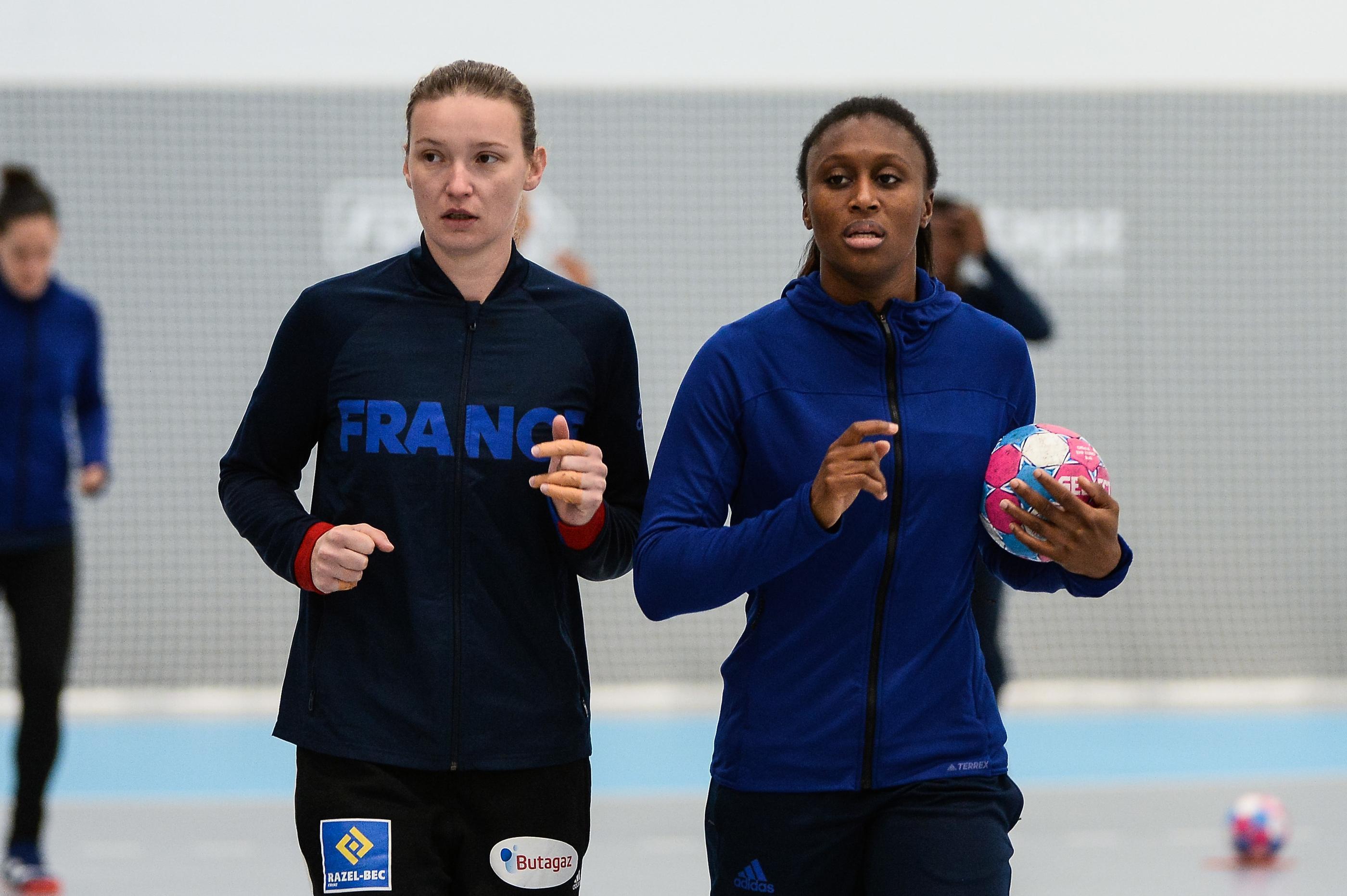 Equipe de France de handball : «L'absence de Siraba va nous rendre plus fortes», assure Amandine Leynaud