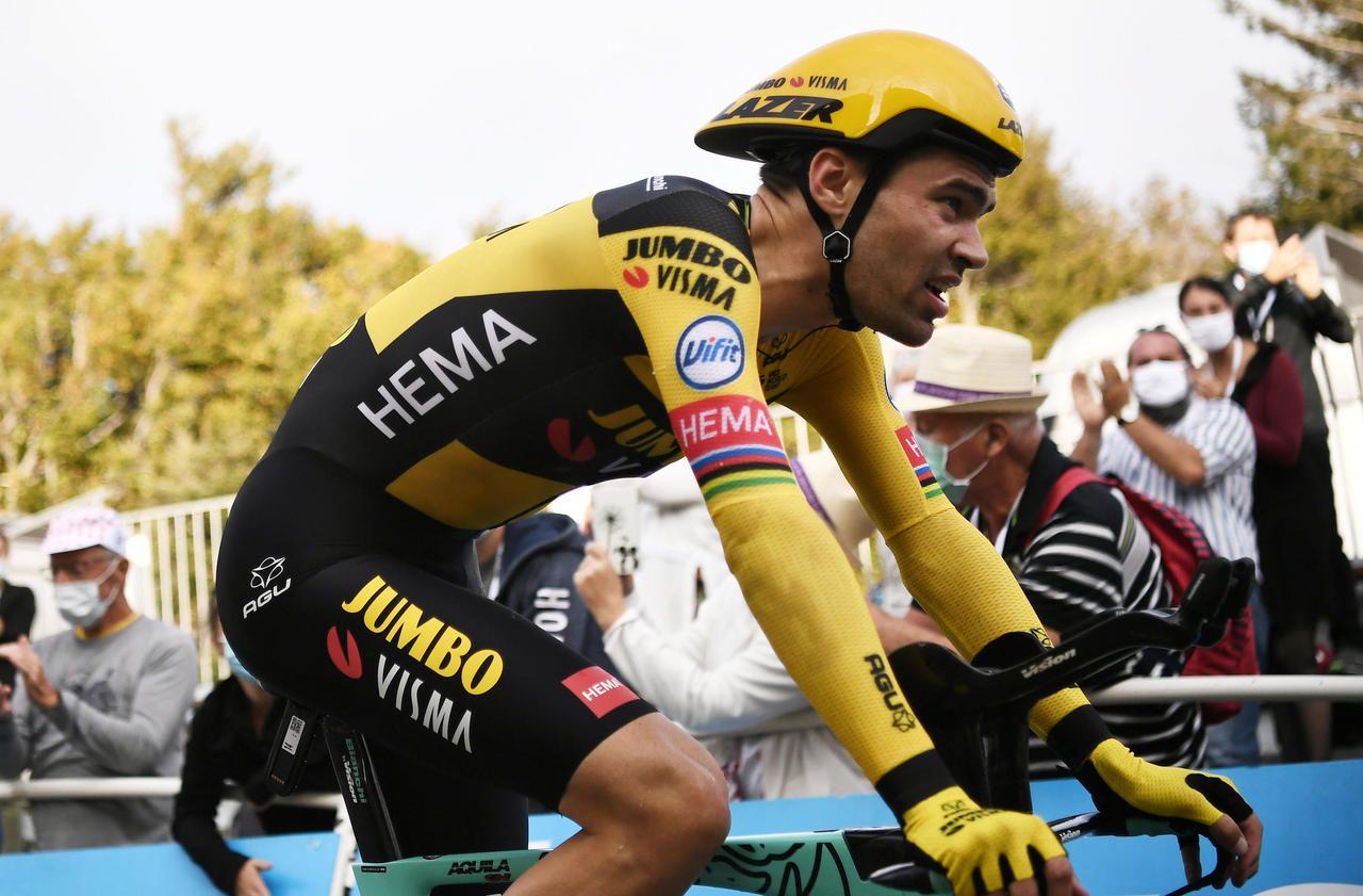 Cyclisme : Tom Dumoulin annonce faire «une pause» dans sa carrière