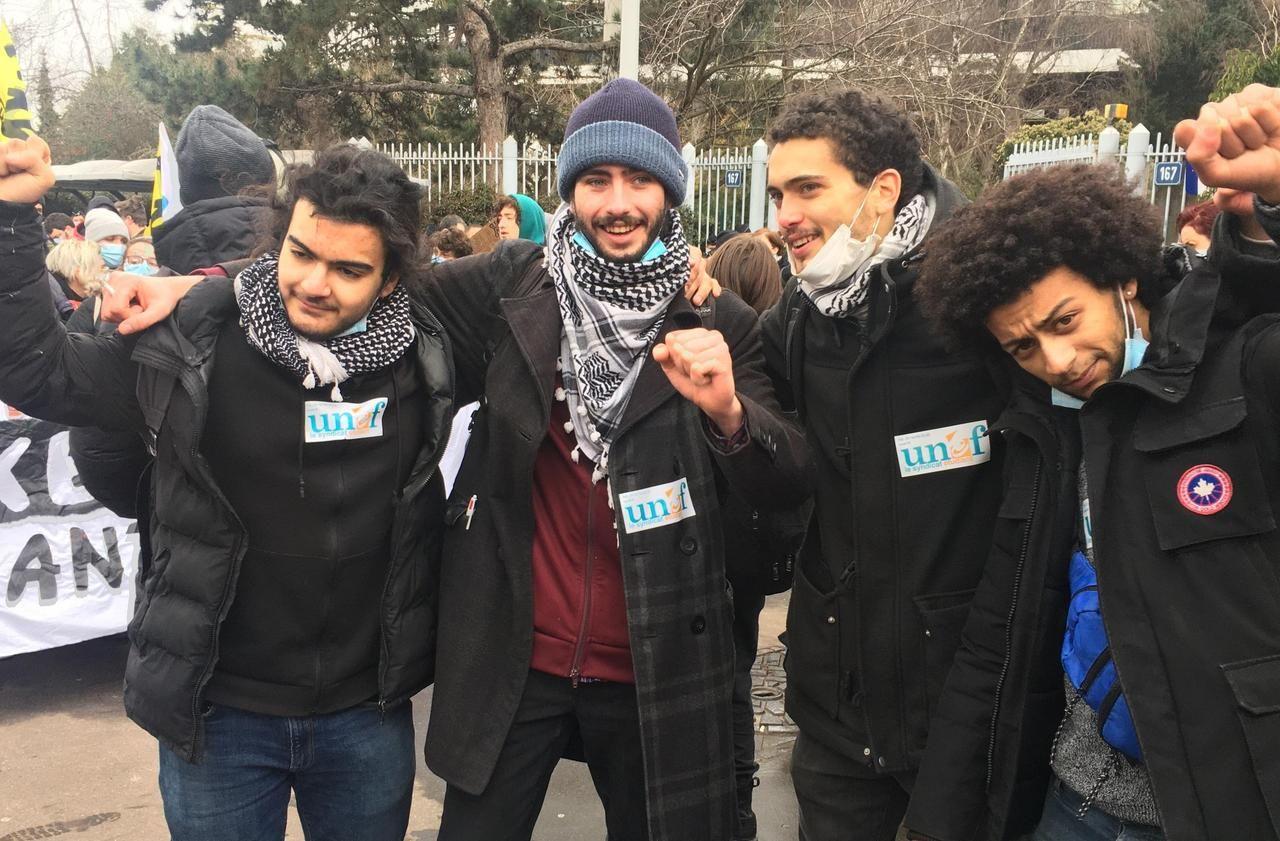 Mobilisation pour les sans-fac à Nanterre : quatre mois avec sursis requis contre les étudiants de l'Unef