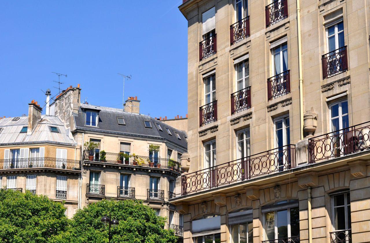 Immobilier : dans le cœur de Paris, les prix baissent et les acheteurs se font rares