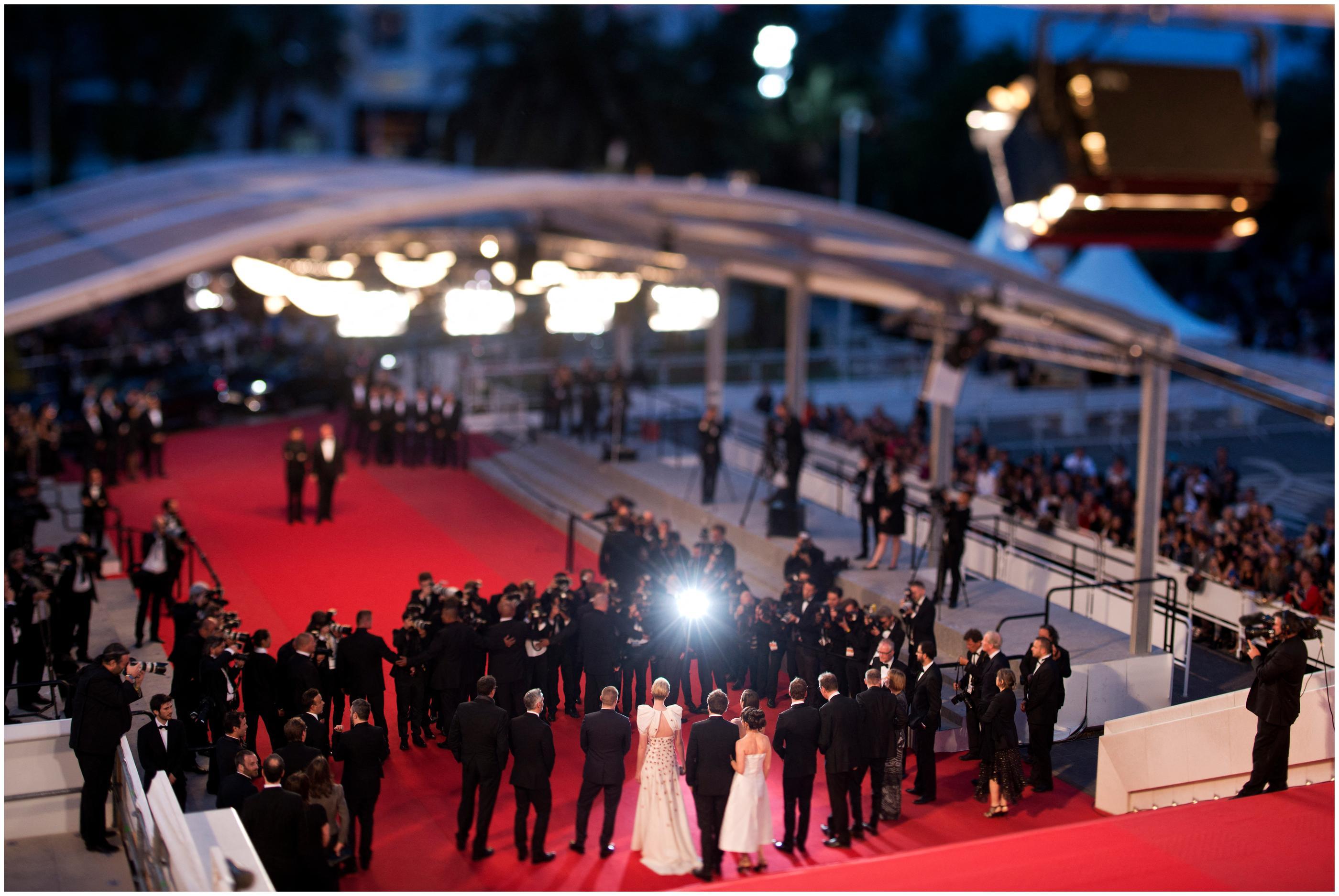 Au Festival de Cannes, le tapis rouge sera un peu plus vert - Le Parisien
