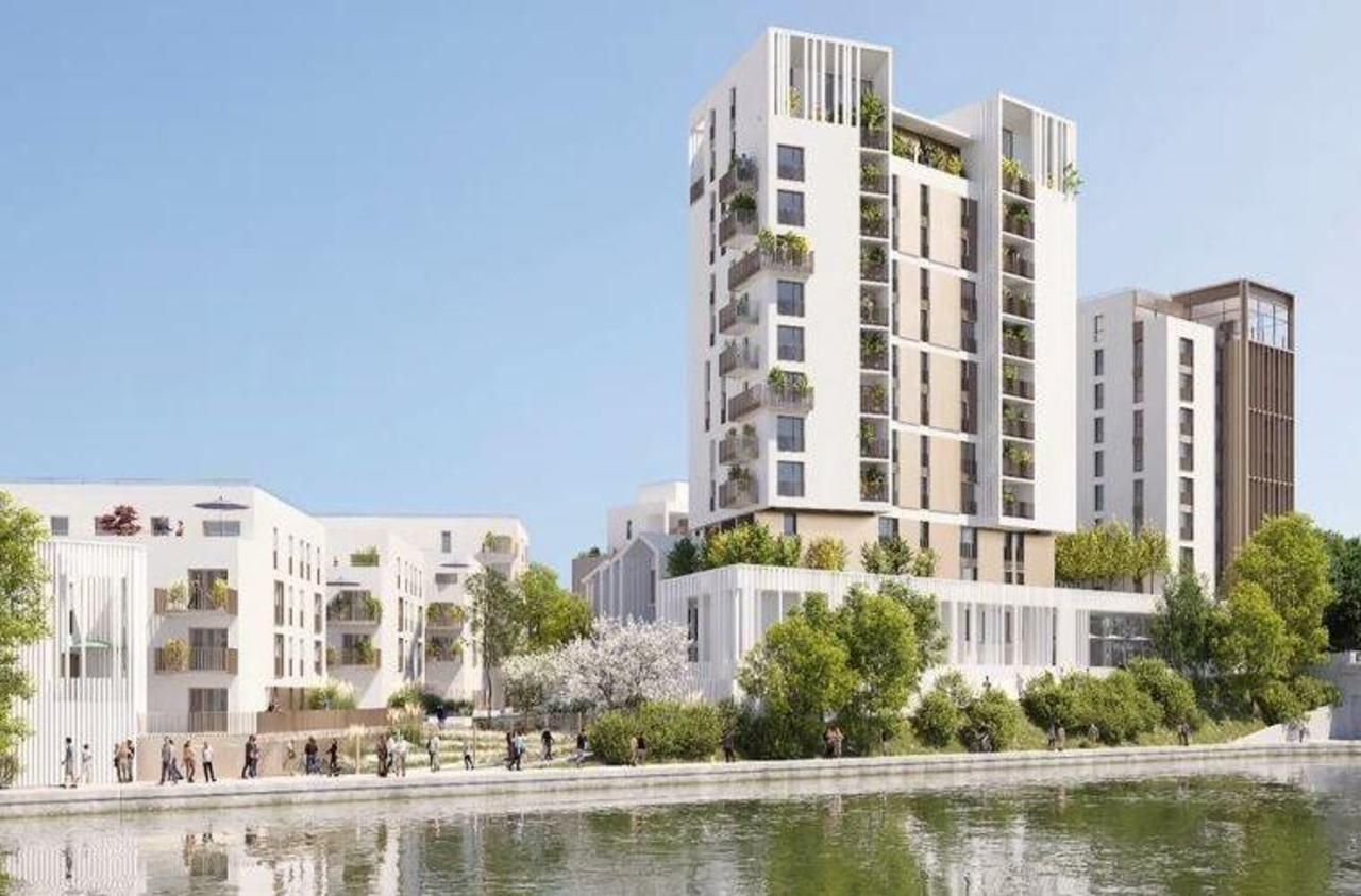 Saint-Denis : voici le quartier qui va remplacer la «verrue urbaine» de la porte de Paris