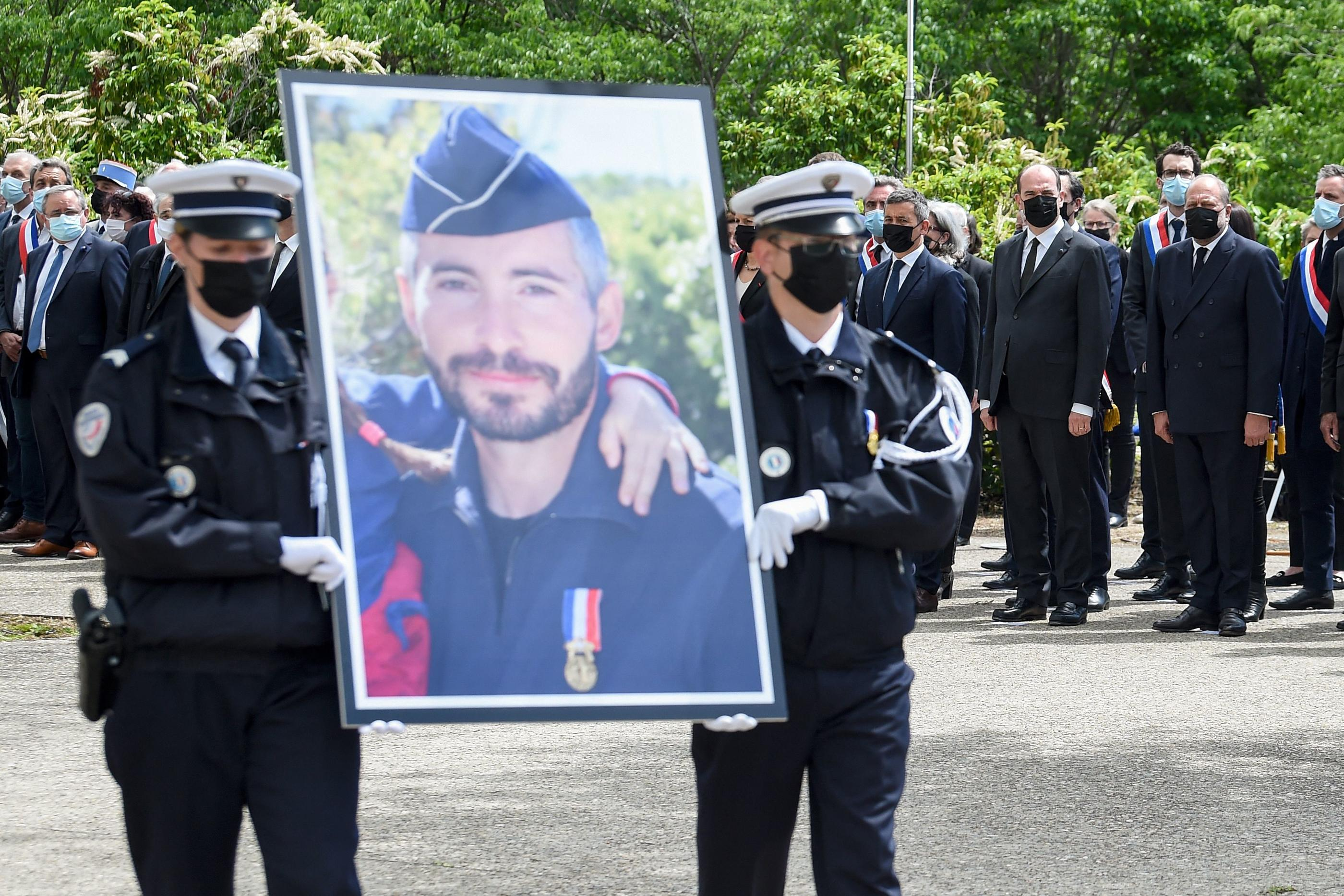 Policeman killed in Avignon: the landlord of the alleged murderer indicted and imprisoned - archyde