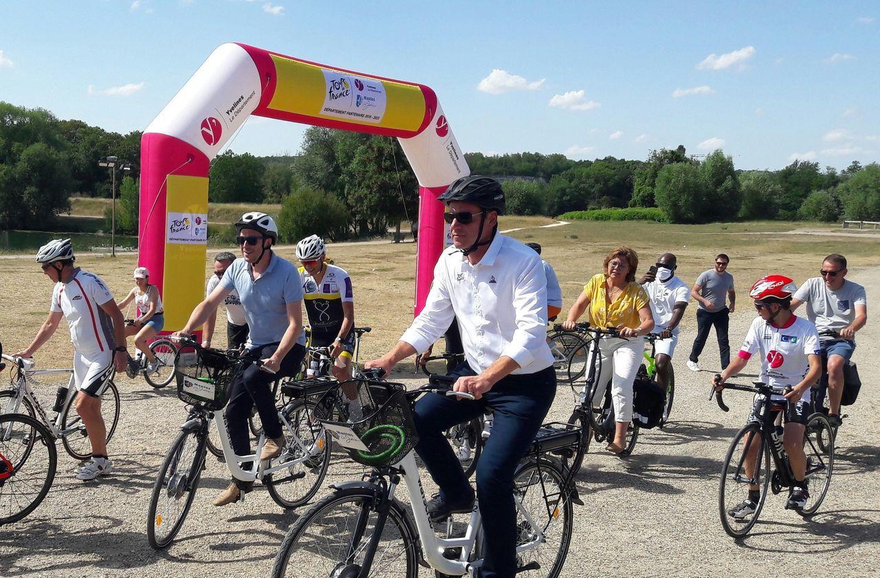 Le Tour de France, VRP de luxe pour Mantes-la-Jolie