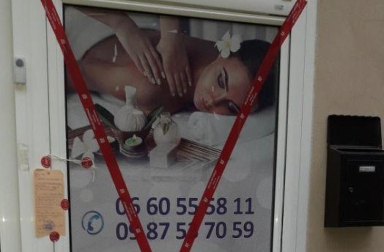 Ile-de-France : le rideau tombe pour deux salons de massage qui auraient vendu des prestations sexuelles