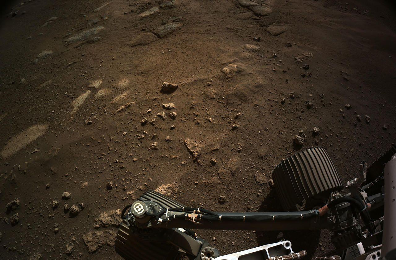 Exploration de Mars : pourquoi Perseverance ouvre une nouvelle ère - Le Parisien
