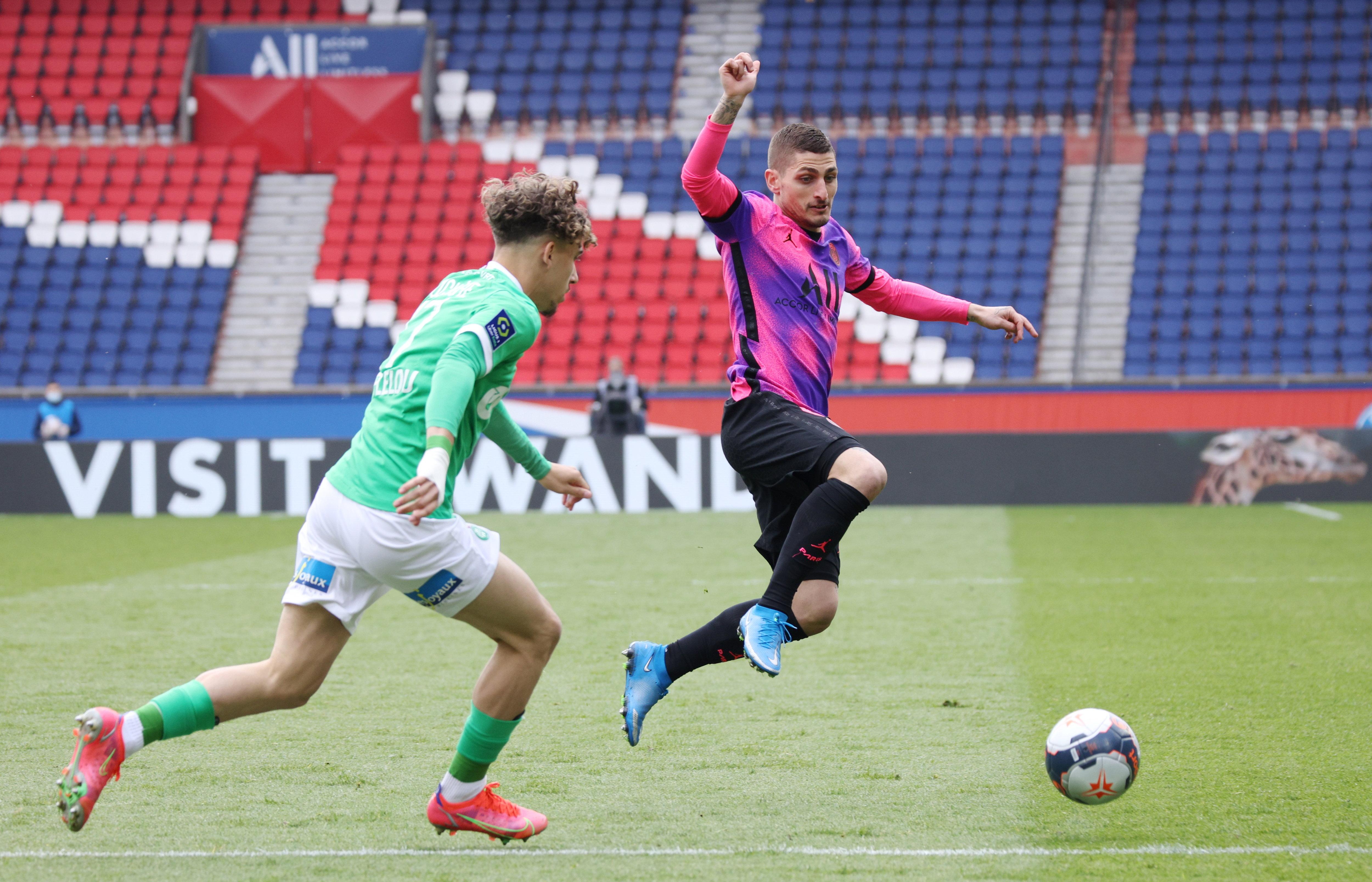 Metz-PSG : sans Marquinhos et Rafinha, mais avec Verratti et Navas