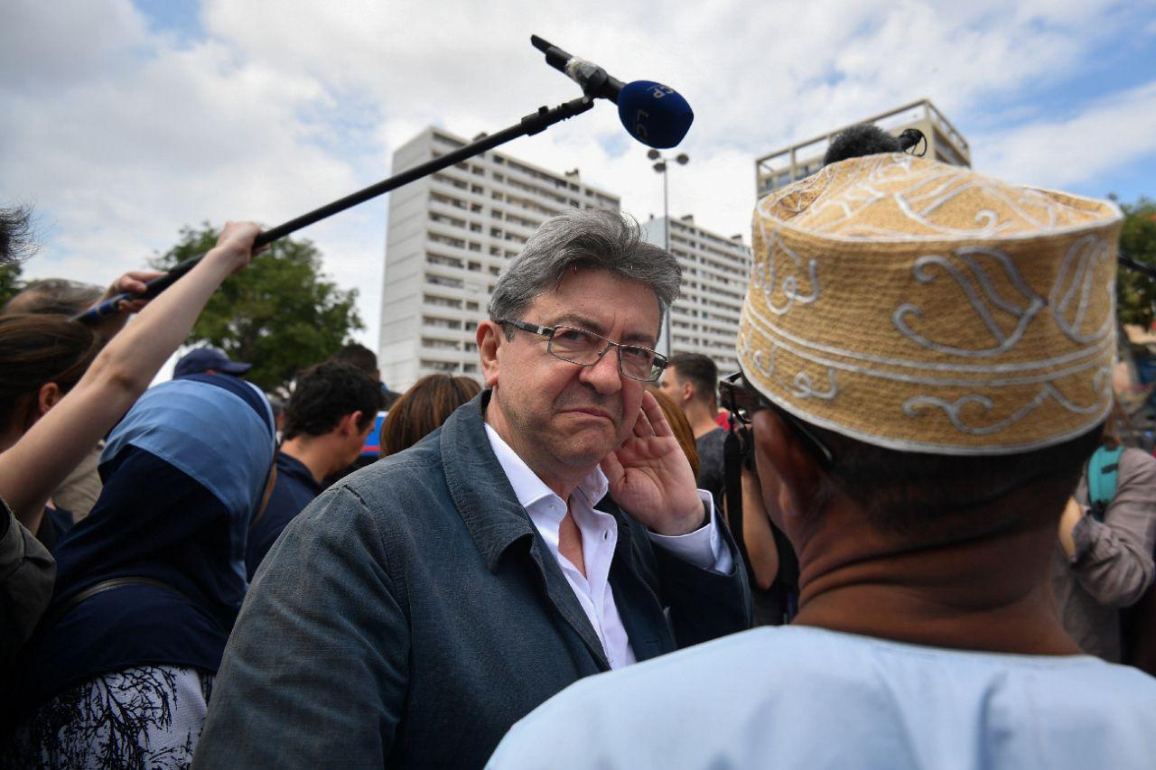 Régionales : la France insoumise renonce à présenter une liste en Paca, faute d'union de la gauche