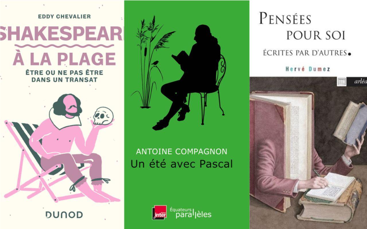 Se cultiver à la plage : de Pascal à Shakespeare, notre sélection de livres pour bronzer malin