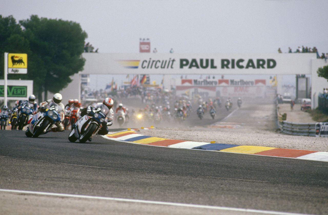 Moto : accident mortel sur le circuit du Castellet