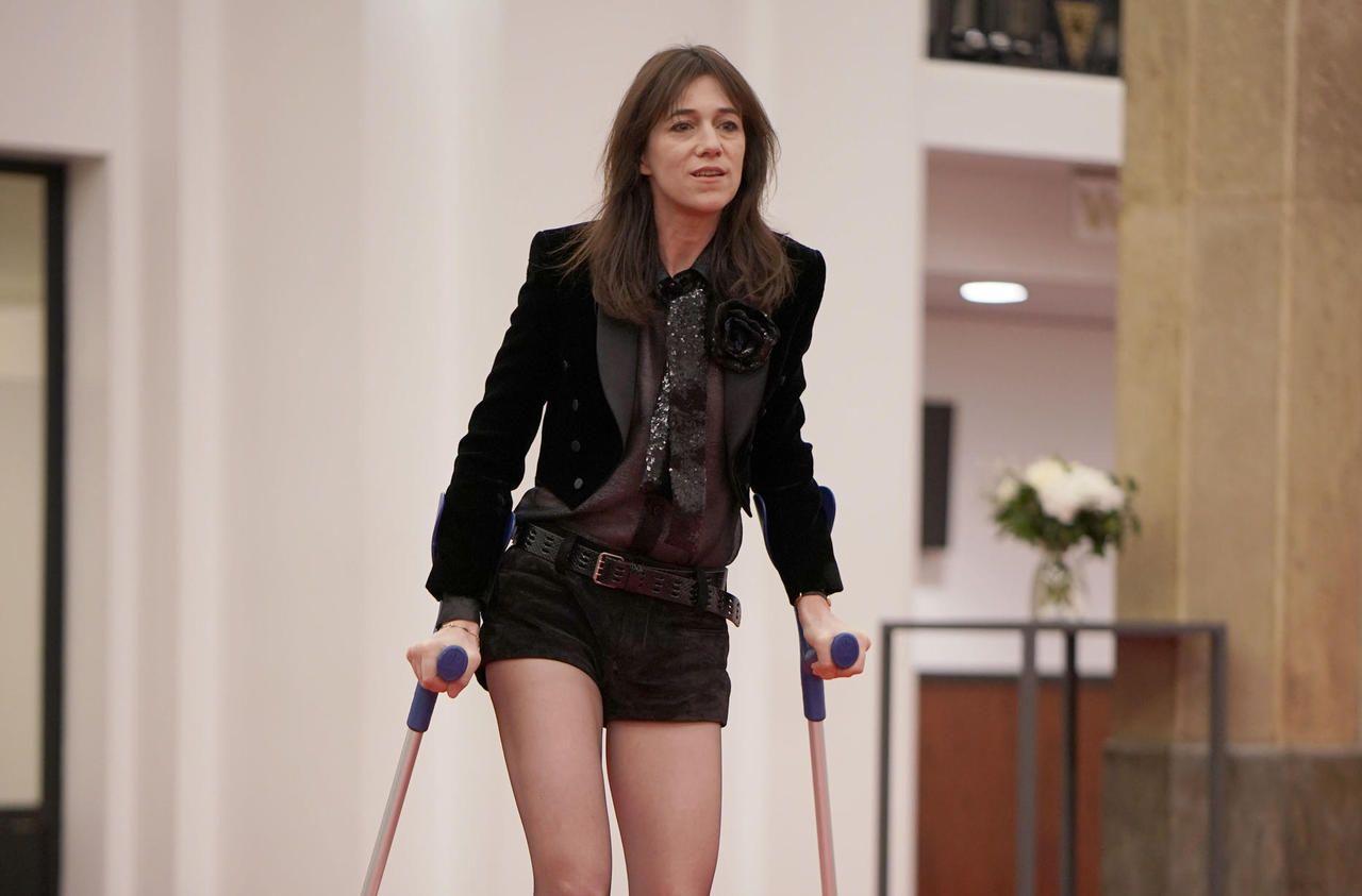 Charlotte Gainsbourg dans «Dix pour cent» : «Je n'avais pas envie d'être gentille avec moi-même» - Le Parisien