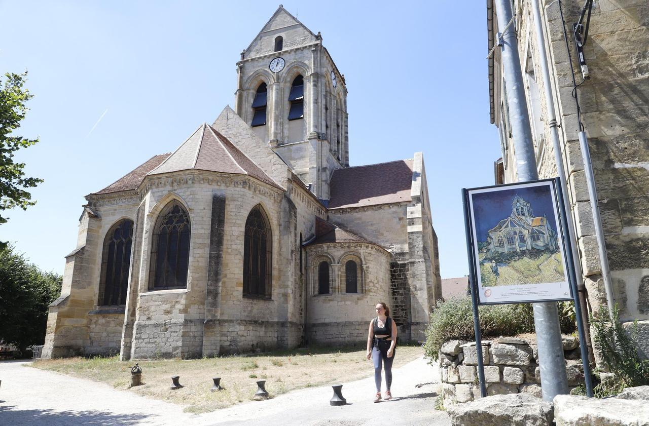 En l'absence de touristes étrangers, Auvers-sur-Oise veut séduire les Franciliens