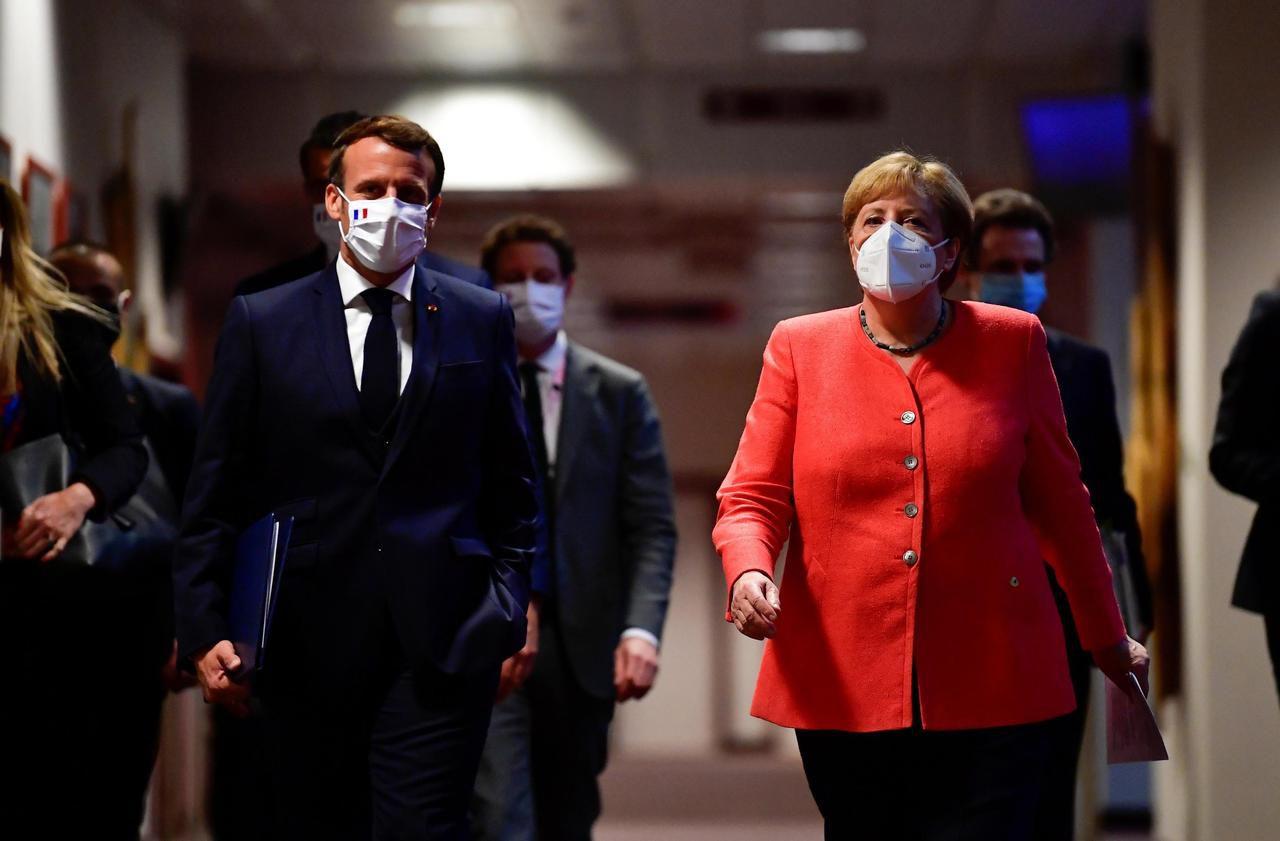 Pourquoi Emmanuel Macron va recevoir Angela Merkel à Brégançon
