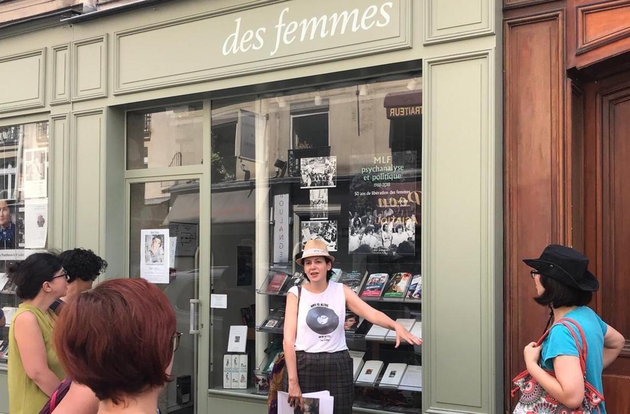 Balades à Paris : quand les femmes sortent de l'ombre de la Ville Lumière