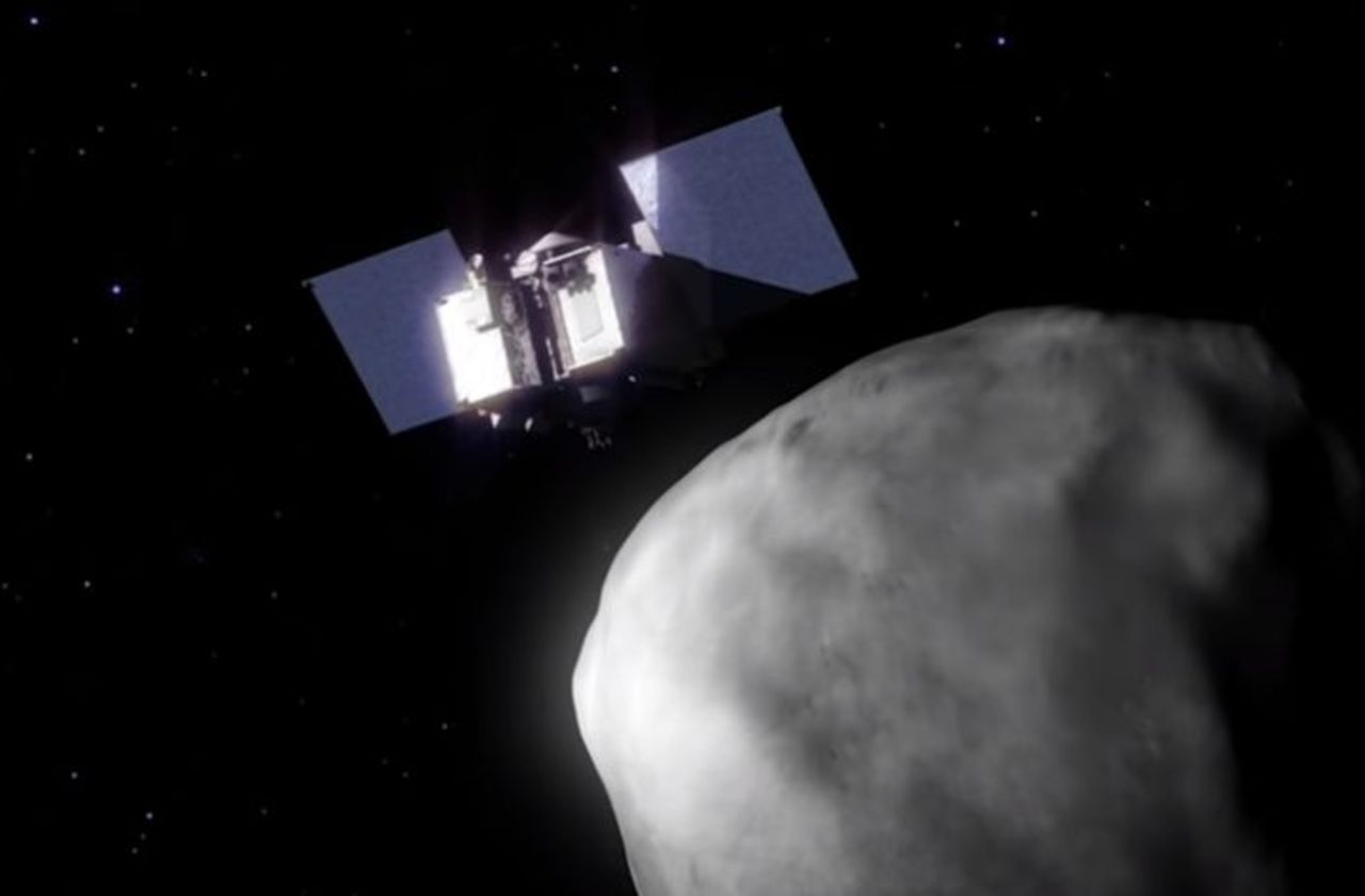 La sonde de la Nasa Osiris-Rex en route vers la Terre, avec des échantillons d'astéroïde
