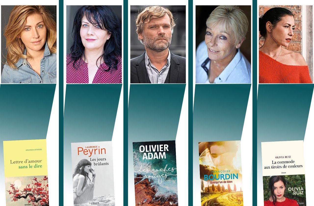 Olivia Ruiz, Olivier Adam… nos 5 romans coups de cœur de la rentrée des librairies